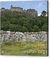 Stirling Castle Scotland Acrylic Print