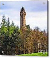 Stirling Spring Acrylic Print