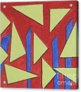 Stix And Stones Acrylic Print