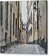 Stockholm 13 Acrylic Print by Yury Malkov