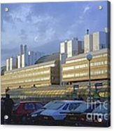 Stockholm City Train Station Acrylic Print