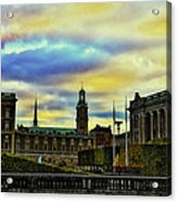 Stockholm II Acrylic Print