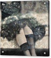 Stockings Acrylic Print