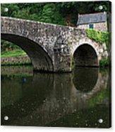 Stone Arch Bridge Acrylic Print