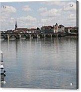 Stone Arch Bridge - Macon Acrylic Print