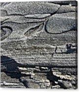 Stone Art Acrylic Print