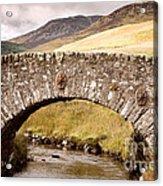 Stone Bridge Highlands  Acrylic Print