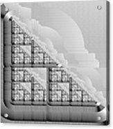 Stone Circuitry Acrylic Print