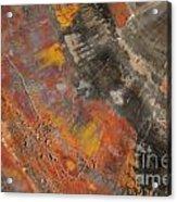 Stone Legand Acrylic Print