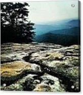 Stone Mountain Acrylic Print