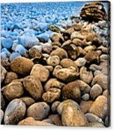 Stone Path Acrylic Print