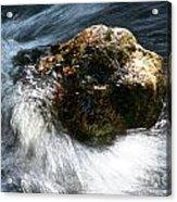 Stone  Acrylic Print