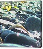 Stones 4 Acrylic Print