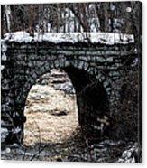 Stoney Bridge Acrylic Print