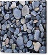 Stoney Grey Soils  Acrylic Print