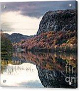 Storavatnet In Fall Acrylic Print