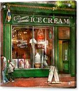 Store Front - Alexandria Va - The Creamery Acrylic Print
