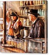 Store - The Messenger  Acrylic Print