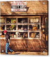 Store -  The Thrift Shop Acrylic Print