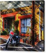 Storefront Weston Tobacco Acrylic Print