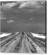 Storm Ahead Acrylic Print