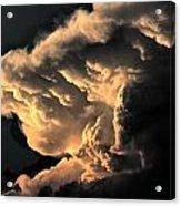 Storm Cloud Menacing Acrylic Print