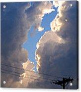 Storm Clouds 4 Acrylic Print