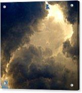 Storm Clouds 6 Acrylic Print