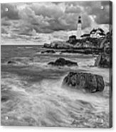 Storm Coming Acrylic Print by Jon Glaser