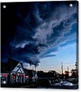 Storm Cover Acrylic Print