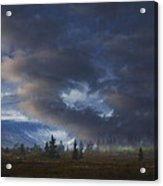 Storm Light Acrylic Print