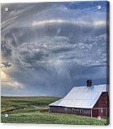 Storm On Jenkins Rd Acrylic Print