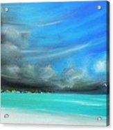 Storm On The Move Acrylic Print