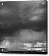 Storm Over Kelly Acrylic Print