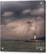 Storm Over Myers Point Acrylic Print