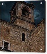 Storm Over The Alcazaba - Antequera Spain Acrylic Print