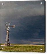Storm Ready Acrylic Print