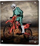 Storm Rider V1 Acrylic Print