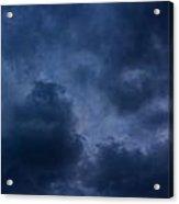 Storm Roars Acrylic Print