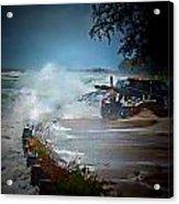 Storm Version - 1 Acrylic Print