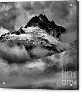 Storms Over Tantalus Acrylic Print