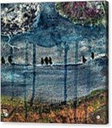 Stormsong Acrylic Print