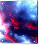 Stormy Monday Blues Acrylic Print