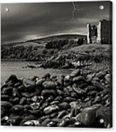 Stormy Night In Ireland Acrylic Print