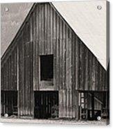 Story Of The Barn Acrylic Print