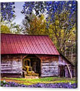 Storybook Farms Acrylic Print