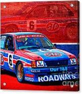 Stp Commodore Acrylic Print