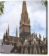 St.patrick's Cathedral Acrylic Print