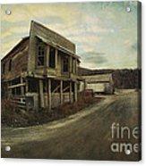Straits Auction House Acrylic Print