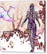 Strange Land Acrylic Print